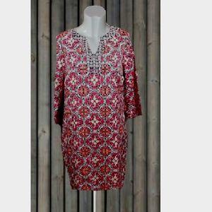 Crown & Ivy flow dress